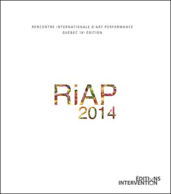 Catalogue Riap2014